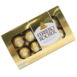 Chocolate Ferrero Rocher 8un