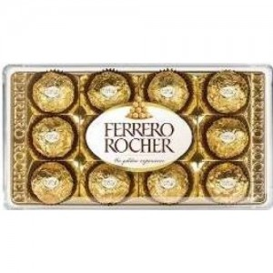 Chocolate Ferrero Rocher 12Un